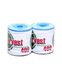 harvest international bindegarn 400 (2 x 5 kg), blau