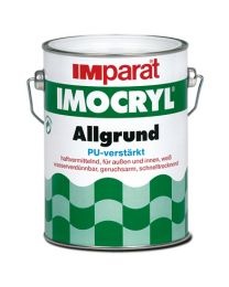 Imocryl Allgrund weiß, 2,5 l Eimer