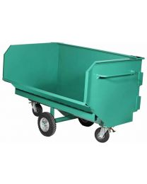 Mistcontainer 2000 / 2650 / 3300 Liter, pulverbeschichtet