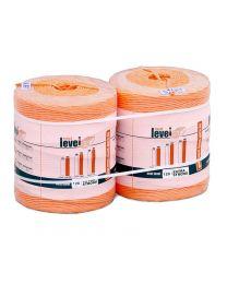 next level garn EXTRA STRONG 120 XL, orange (2 x 10,5 kg)