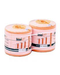 next level garn STRONG 140 XL, orange (2 x 9 kg)