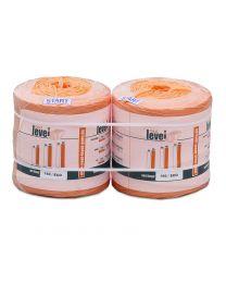 next level garn ECO 160 XL, orange (2 x 9 kg)
