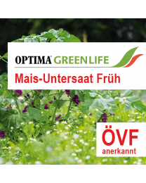 Mais-Untersaat früh OPTIMA GreenLife
