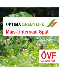 Mais-Untersaat spät OPTIMA GreenLife
