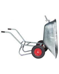 Zweiradkarre V 215-2 Kipper, vollverzinkt, 215 Liter