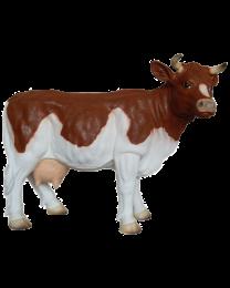 Kuh aus Kunststoff, kleine Variante