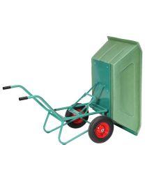 Kuki 300, Zweiradkarre mit Kippfunktion, 300 Liter
