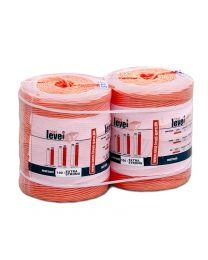 next level garn EXTRA STRONG 100 XL, orange (2 x 10,5 kg)