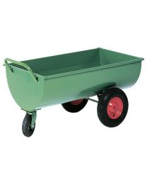 Schrot- und Mehlwagen Läufer, 300 Liter