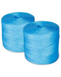 Typ Bindegarn 400 (2 x 5 kg), blau